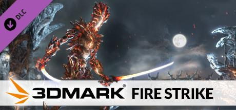 3DMark Fire Strike benchmark · AppID: 402290 · Steam Database