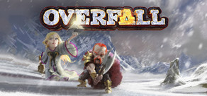 Overfall cover art