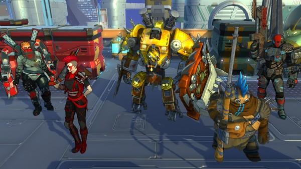 Screenshot of Atlas Reactor
