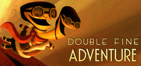 Double Fine Adventure cover art