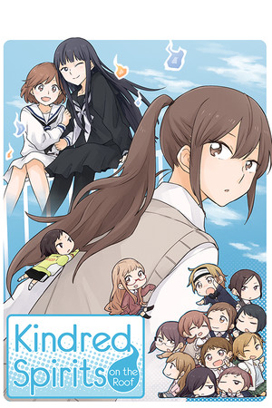 Kindred Spirits on the Roof poster image on Steam Backlog