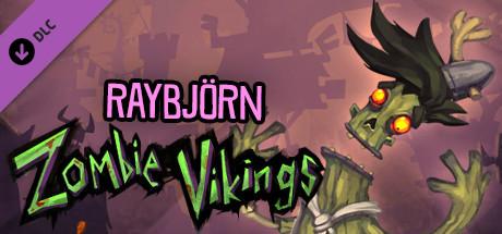 Zombie Vikings - Raybjörn Character