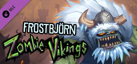 Zombie Vikings - Frostbjörn Character