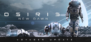 Osiris: New Dawn cover art