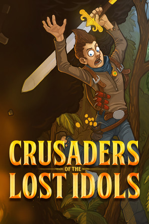 Crusaders of the Lost Idols poster image on Steam Backlog