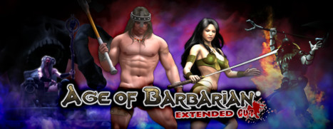 Age of Barbarian Extended Cut - 野蛮人时代加长版