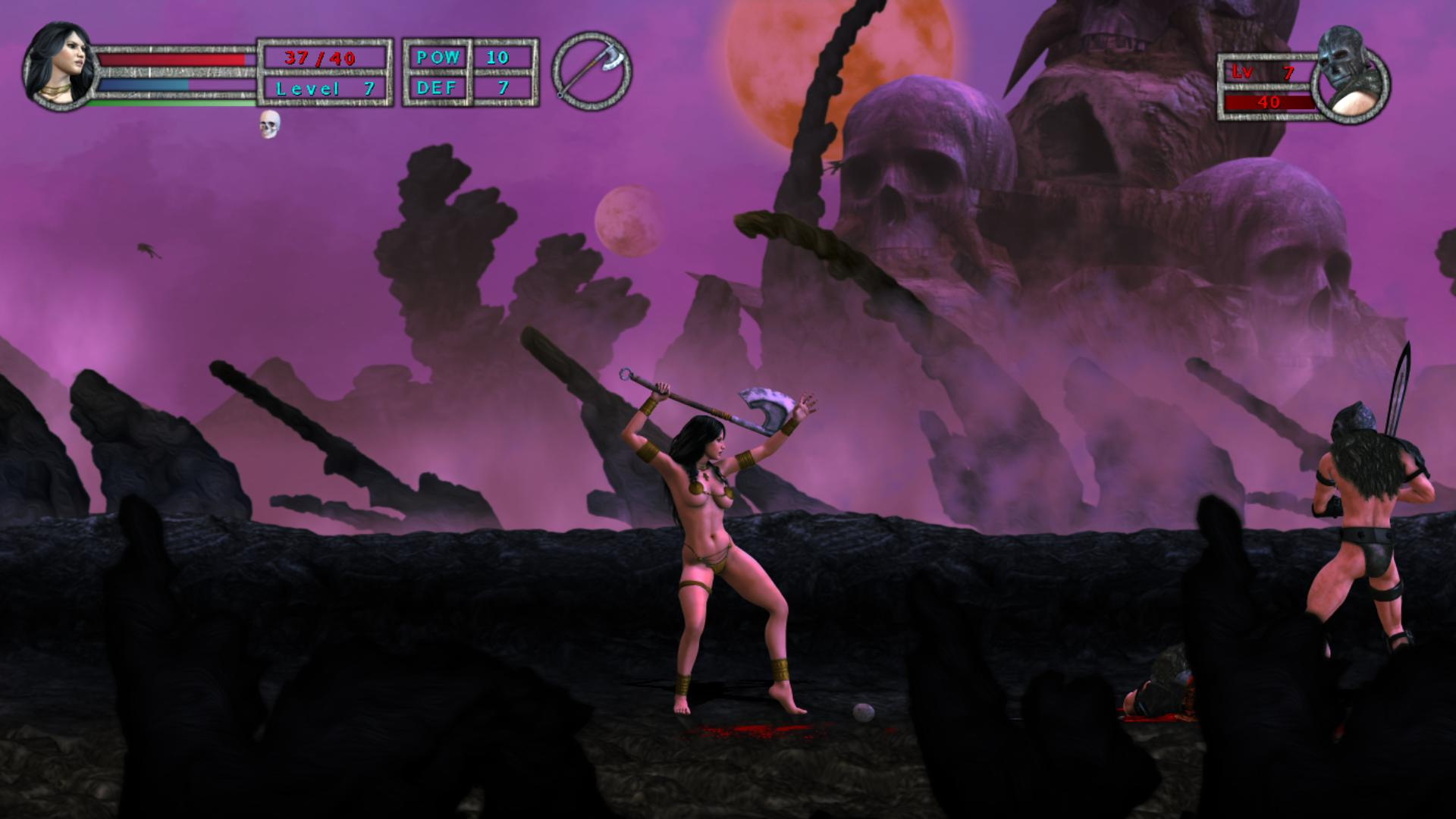 Age of Barbarian Extended Cut image 2
