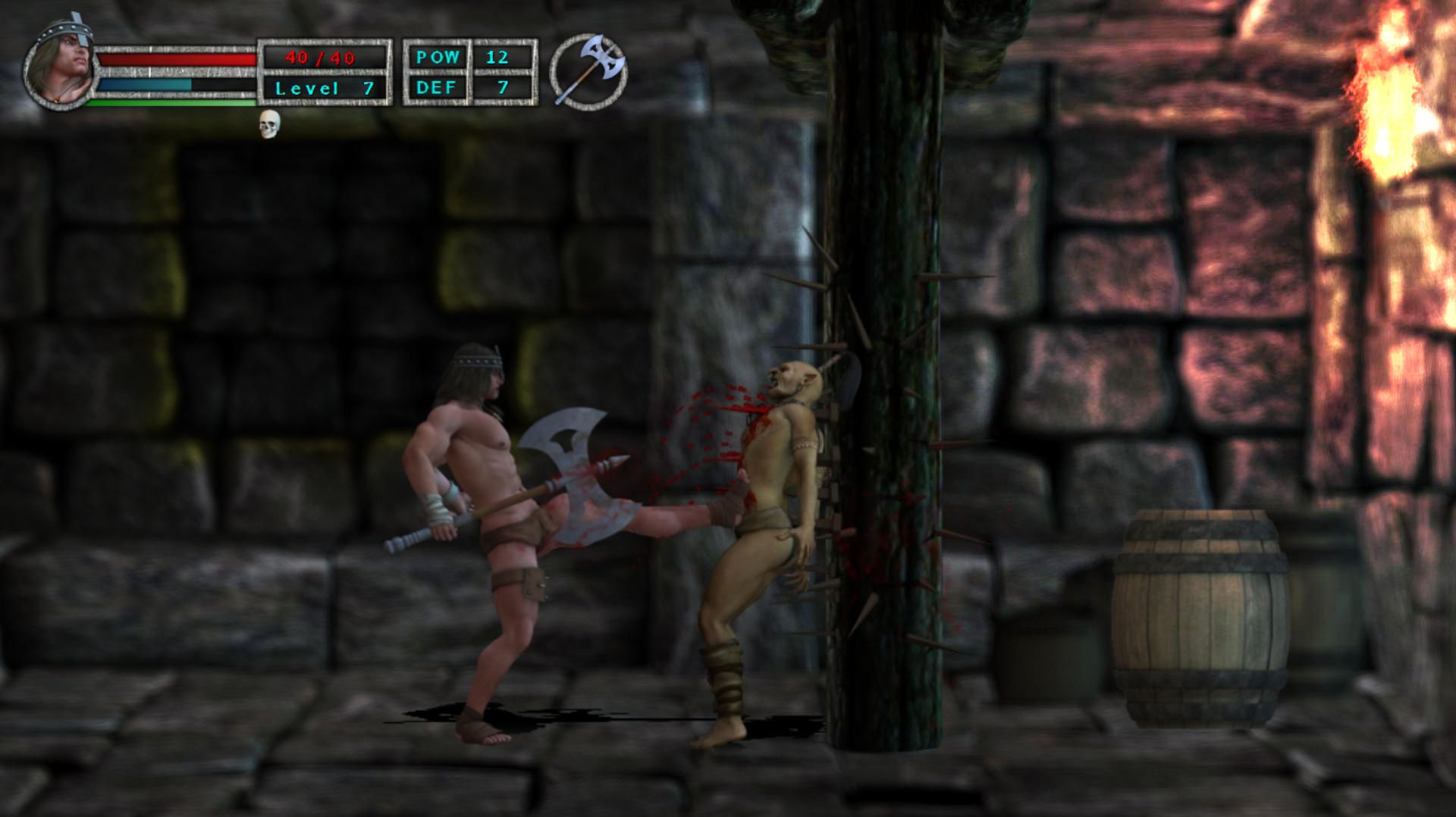Age of Barbarian Extended Cut image 3