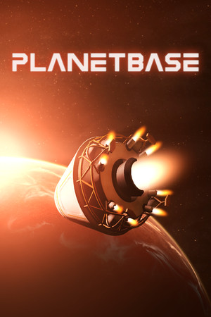 Planetbase poster image on Steam Backlog