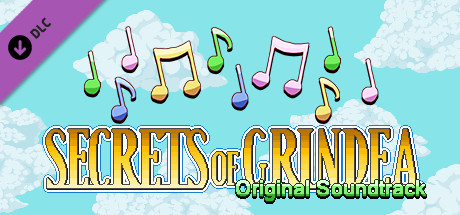 Soundtrack for Secrets of Grindea