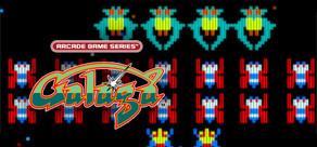 ARCADE GAME SERIES: GALAGA cover art