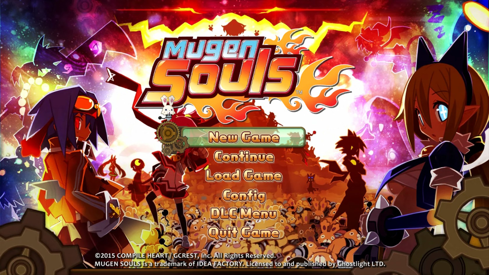 Mugen Souls: Ultimate Unlock Bundle 2015 pc game Img-2