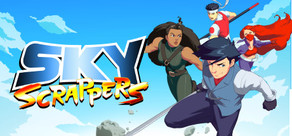 SkyScrappers cover art