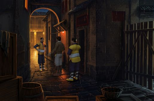 Lost Horizon Screenshot
