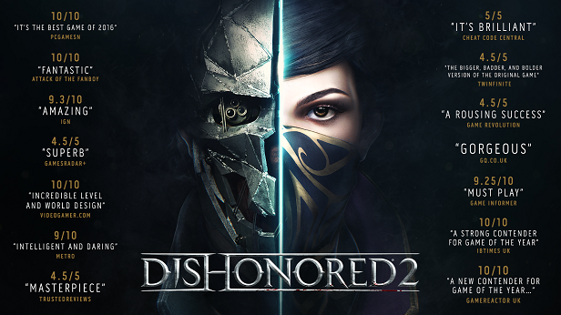 , Dishonored 2, P2Gamer