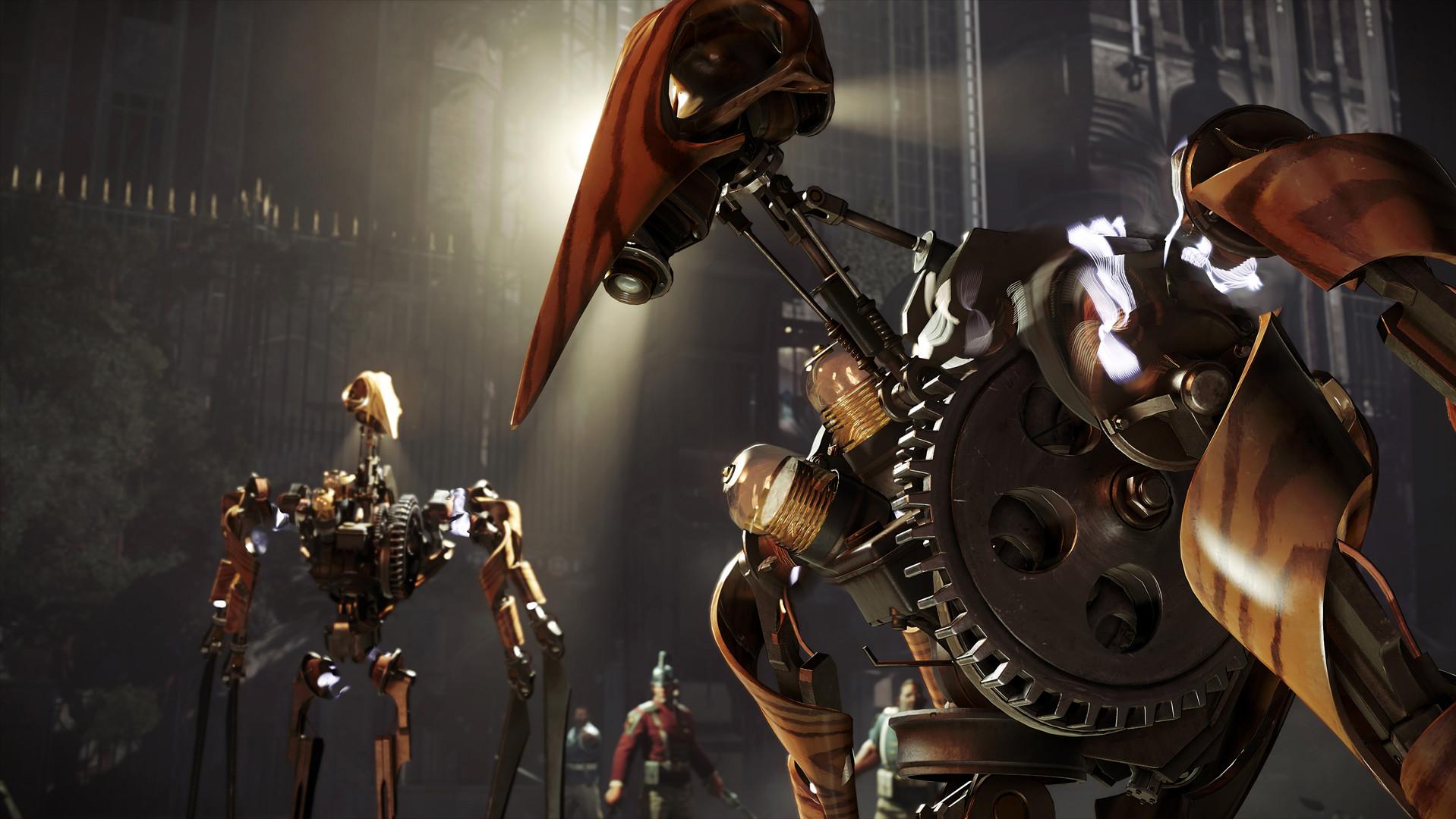 Resultado de imagem para Dishonored 2