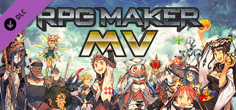 RPG Maker MV - Cover Art Characters Pack - SteamSpy - All the data
