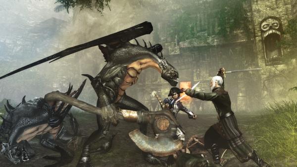 Risen 2: Dark Waters - Air Temple DLC