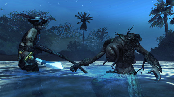 Risen 2: Dark Waters - Air Temple DLC