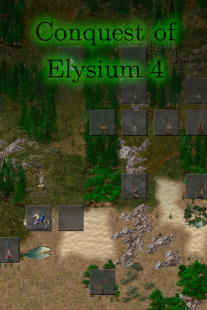 Conquest of Elysium 4 poster image on Steam Backlog