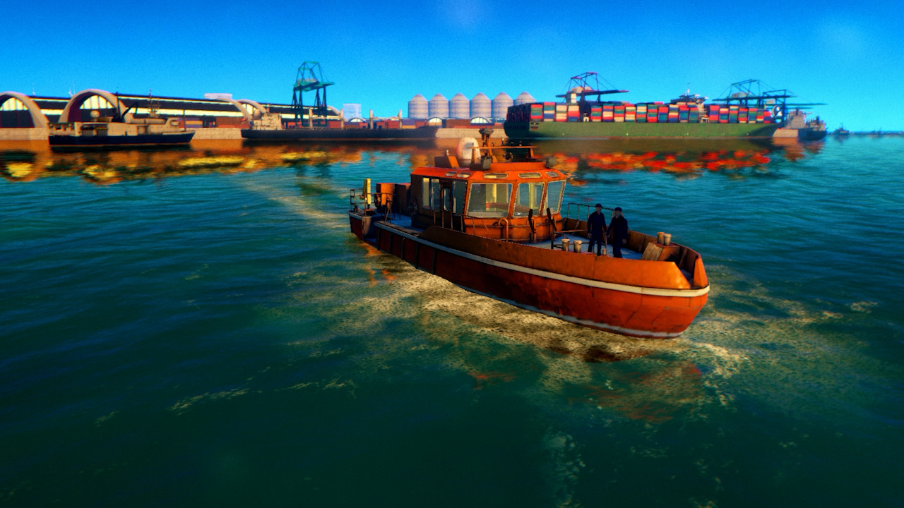 World Ship Simulator Screenshot 3