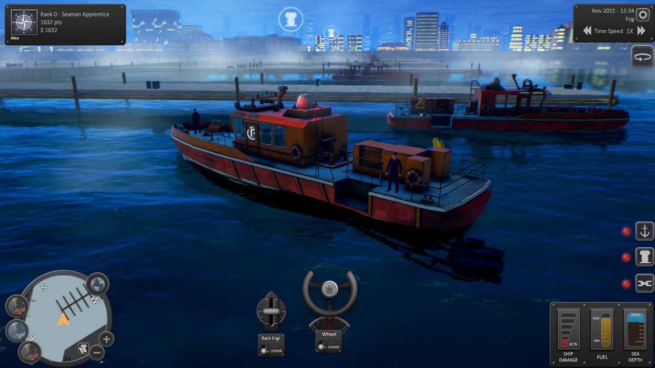 World Ship Simulator Screenshot 1