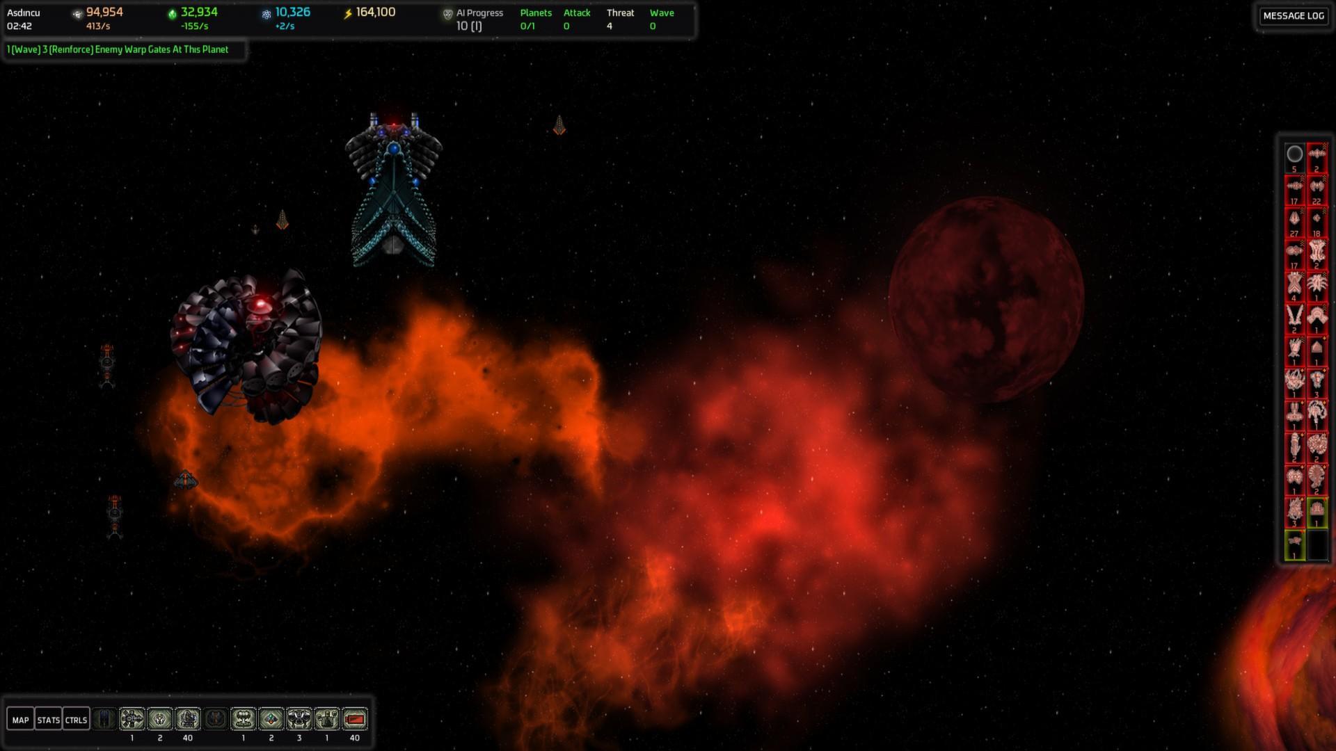 AI War: Fleet Command screenshot 2