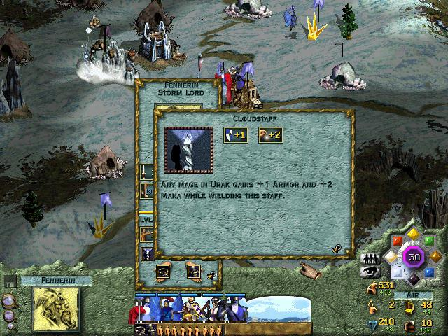 Lords of Magic: Special Edition screenshot 2