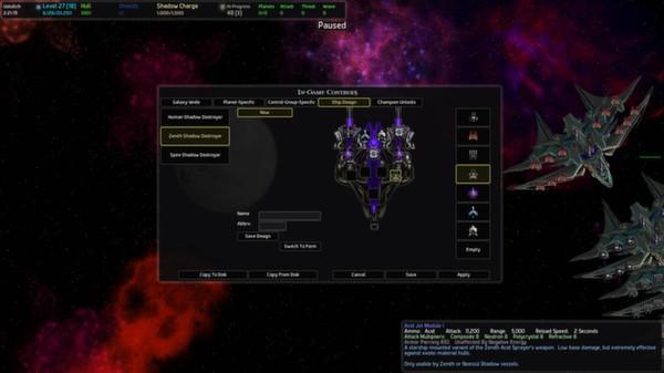 AI War: Ancient Shadows (DLC)
