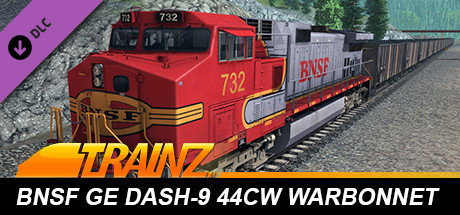 TANE DLC: BNSF GE Dash-9 44CW Warbonnet