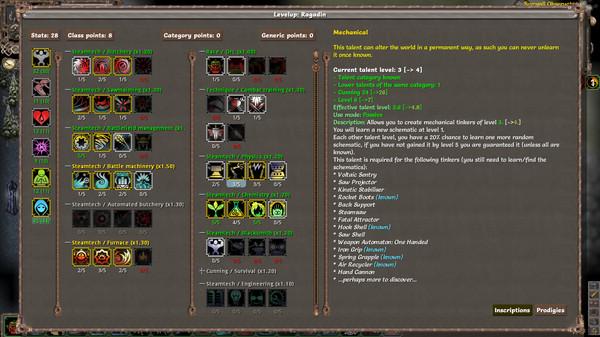 скриншот Tales of Maj'Eyal - Embers of Rage 3