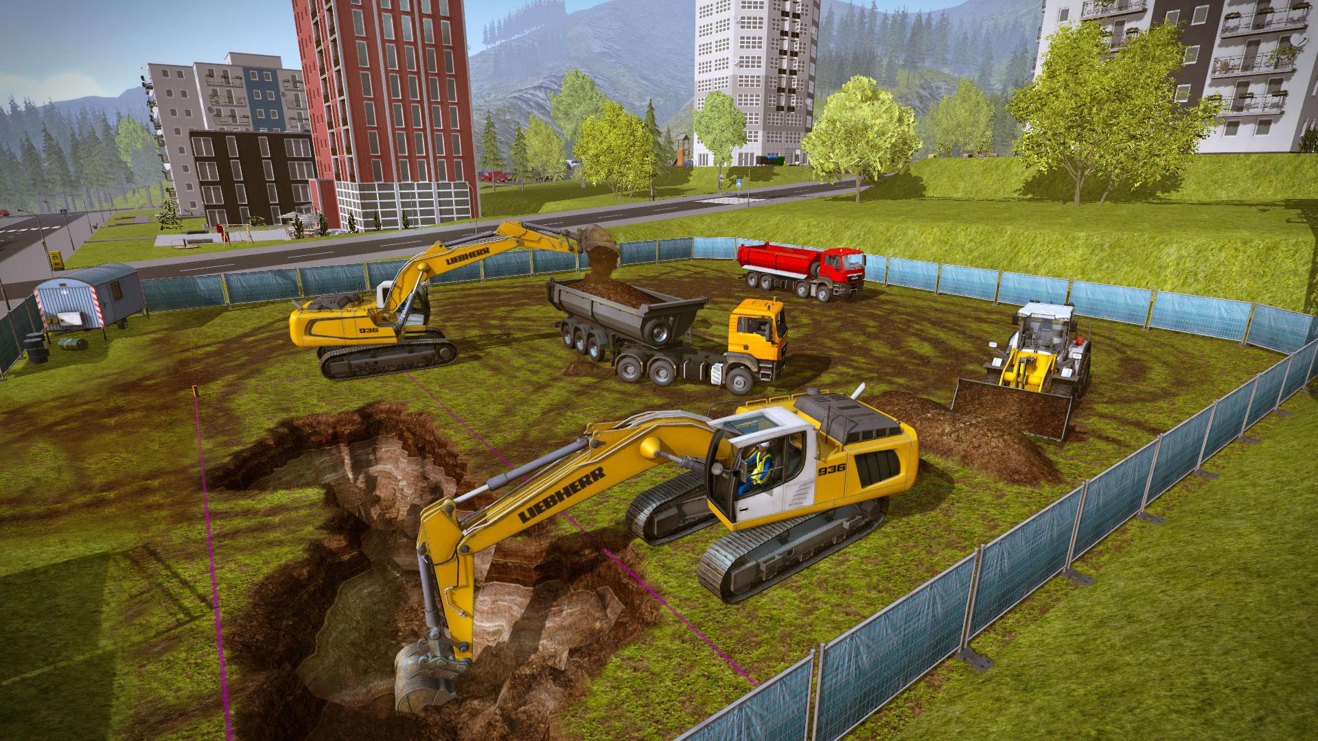 Construction Simulator 2015: Vertical Skyline on Steam