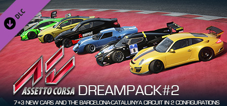 Assetto Corsa - Dream Pack 2 on Steam