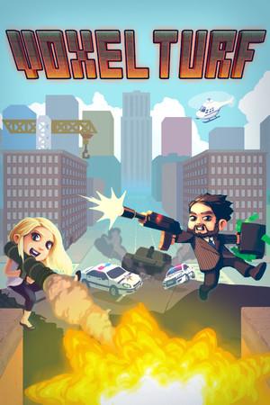 Voxel Turf poster image on Steam Backlog