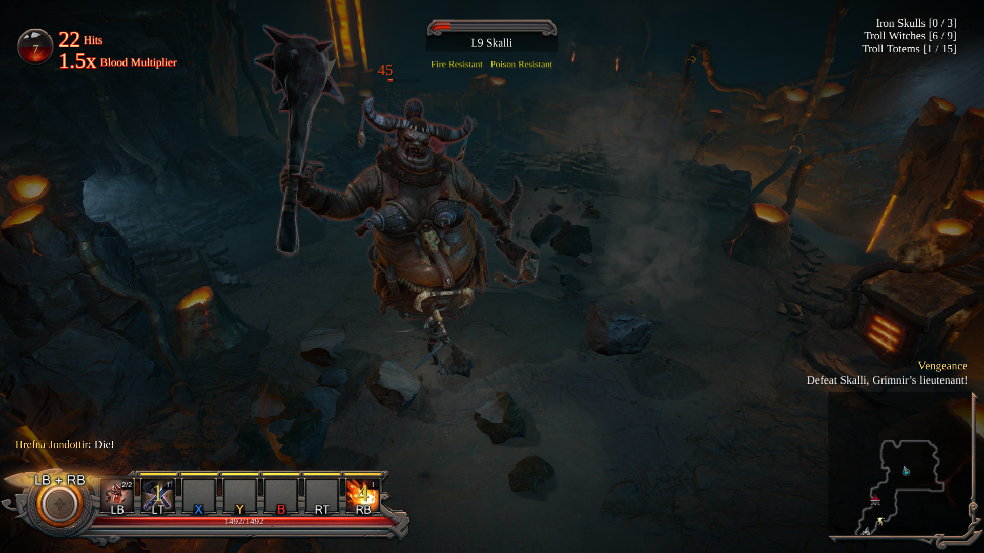 Vikings - Wolves of Midgard Screenshot 2