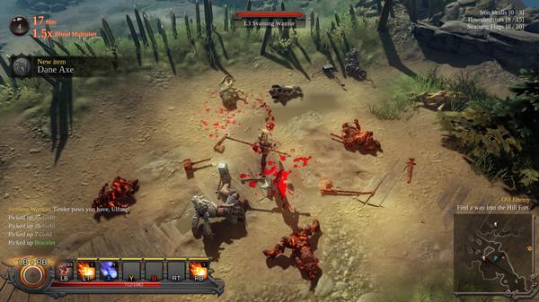 Vikings: Wolves of Midgard cd key