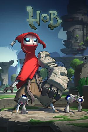Hob poster image on Steam Backlog