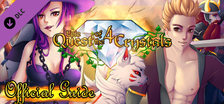 Official Guide - Epic Quest of the 4 Crystals