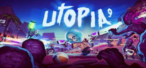 UTOPIA 9 - A Volatile Vacation cover art