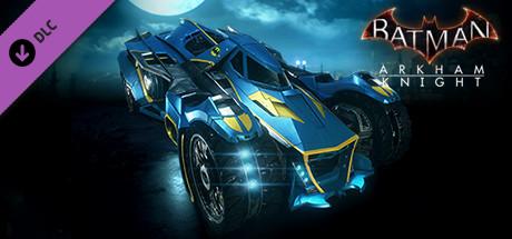 Batman™: Arkham Knight - 1970s Batman Themed Batmobile Skin