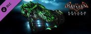 Batman: Arkham Knight - Riddler Themed Batmobile Skin
