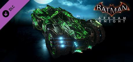 Batman™: Arkham Knight - Riddler Themed Batmobile Skin