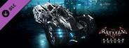 Batman: Arkham Knight - Rocksteady Themed Batmobile Skin