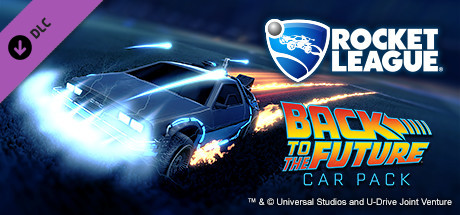 Back to the Future Car Pack | DLC