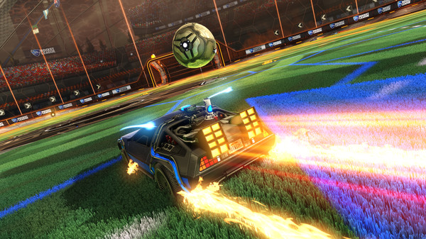 Rocket League® - Back to the Future™ Car Pack