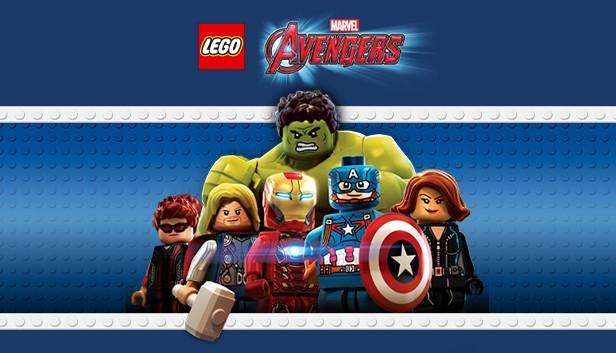 Lego Marvel S Avengers On Steam