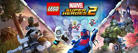 , LEGO Marvel Super Heroes 2, P2Gamer
