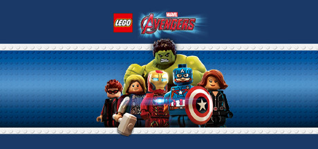 LEGO® MARVEL's Avengers cover art