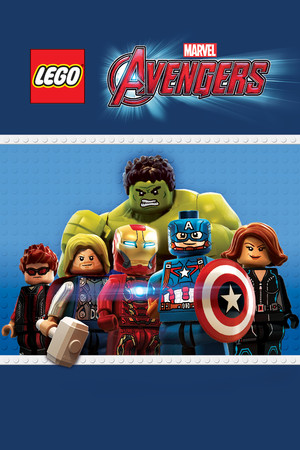 LEGO MARVEL's Avengers poster image on Steam Backlog