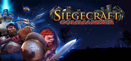 Game Banner Siegecraft Commander